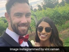"Glenn Maxwells Fiancee Vini Raman Shares Relationship Secrets With ""Pre-Isolation"" Picture"