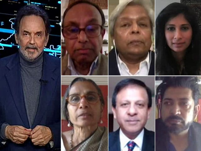 Video : Special: Prannoy Roy + Gita Gopinath + Siddhartha Mukherjee