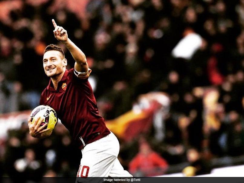 Francesco Totti Refuses To Enter Training Ground Till James Pallotta Remains Romas President
