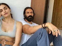 "Arjun Rampal And Gabriella Demetriades Are Spending Lockdown In This Town For Their ""Son's Safety"""