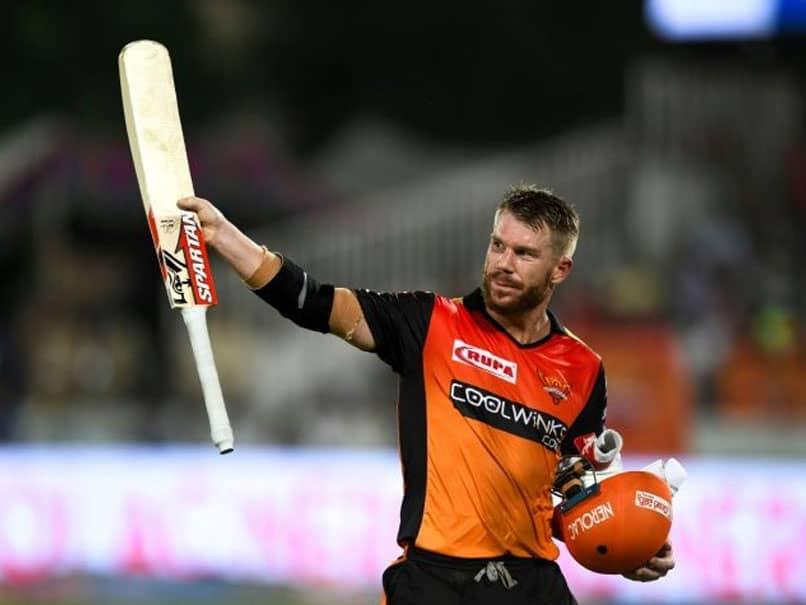 Coronavirus: David Warner Hails SunRisers Hyderabad On Twitter For Donating Rs 10 Crore | Cricket News