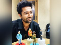 """""""Choose Your Favourite Cupcake"""": Vicky Kaushal's Throwback Pic Is Just Too Cute"""