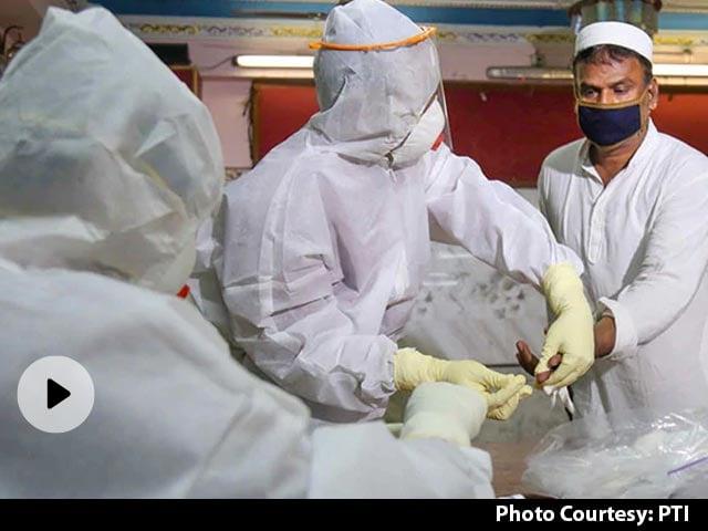 Coronavirus: झारखंड में COVID-19 मरीजों की कुल संख्या 107 हुई