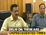 Video : Rs. 1 Crore For Families Of COVID-19 Warriors If They Die: Arvind Kejriwal