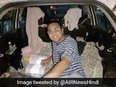 CoronaVirus के मरीज़ों का इलाज करने वाले डॉक्टर ने कार को बनाया घर, CM शिवराज चौहान बोले - आप जैसों को मैं...