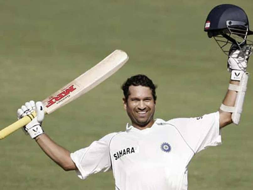 "Sachin Tendulkar Says Playing In ""Empty Stadiums Would Be Disappointing For Players"""