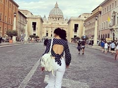"""When In Rome: Let The """"Impulsive"""" Taapsee Pannu Be Your Guide"""