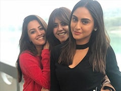 On Her Birthday, Anita Hassanandani Receives Special Wishes From Ekta Kapoor, Krystle D'Souza And Others