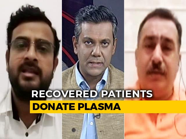 Video : Fight Against COVID-19: Plasma Donors To The Rescue