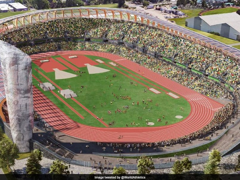 World Athletics Championships To Be Held In July 2022 After Postponement