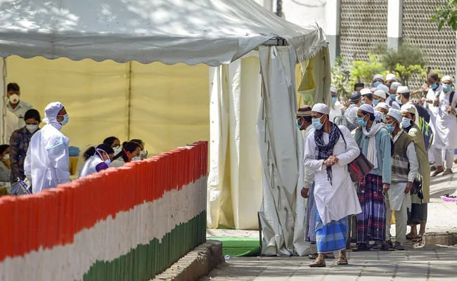 98 Delhi Mosque Event Foreign Attendees Pay Fine, Allowed To Walk Free