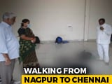 Video : Coronavirus - Tamil Nadu Man's 500-km Walk Amid Lockdown Becomes His Last