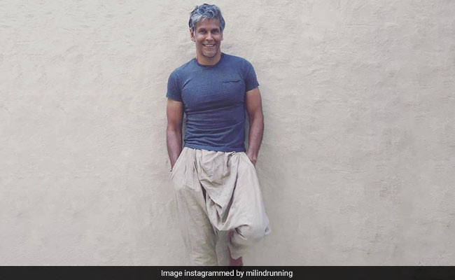 """My Little Chicken"": Ankita Konwar's Comment On Husband Milind Soman's Latest Post"