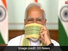 """""""Self-Reliance Biggest Lesson From COVID-19 Crisis,"""" Says PM Modi"""