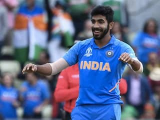 """Jasprit Bumrah Shares Video Of His """"Match-Winning Knock"""" With The Bat. Watch"""