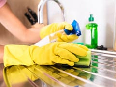 3 Tips To Keep Kitchen Disinfected And Clean As Per FSSAI