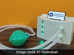 IIT Hyderabad CfHE-Incubated Startup Develops Low-Cost Ventilator