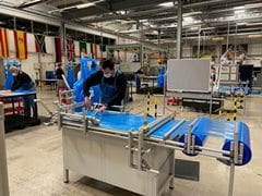 Nissan's Sunderland Plant Makes Aprons For Healthcare Workers In The UK