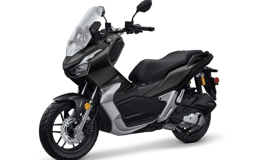 2021 Honda ADV150 To Be Launched In The US