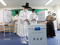 Election Body Takes Note Of How South Korea Held Poll Amid Virus Outbreak
