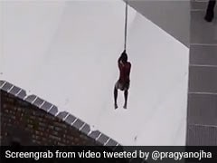 """Stupid Me"": Pragyan Ojha Recalls Moment When He Tried Bungee Swing"