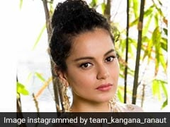 After Shiv Sena Threat, BJP Minister Seeks Protection For Kangana Ranaut