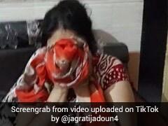 TikTok Viral Video: रामायण में भगवान राम गए वनवास तो रोने लगी महिला, बेटी बोली- 'मम्मी क्या कर रही हो ये...'