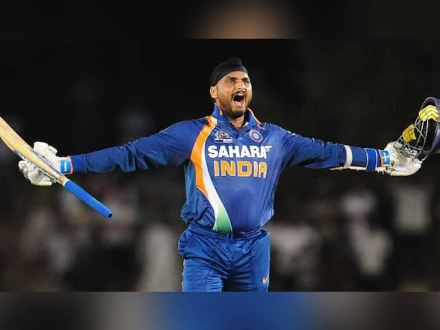 Harbhajan Singh Shares Last-Over Six Against Pakistan Throwback Video On Instagram. Watch