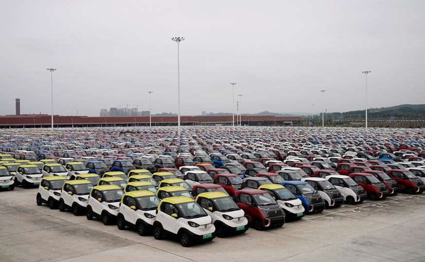 China May Ease Electric Car Quotas, Delay Emission Rules To Help Automakers: Report