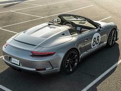 Porsche 911 Speedster To Be Auctioned Online For Coronavirus Relief