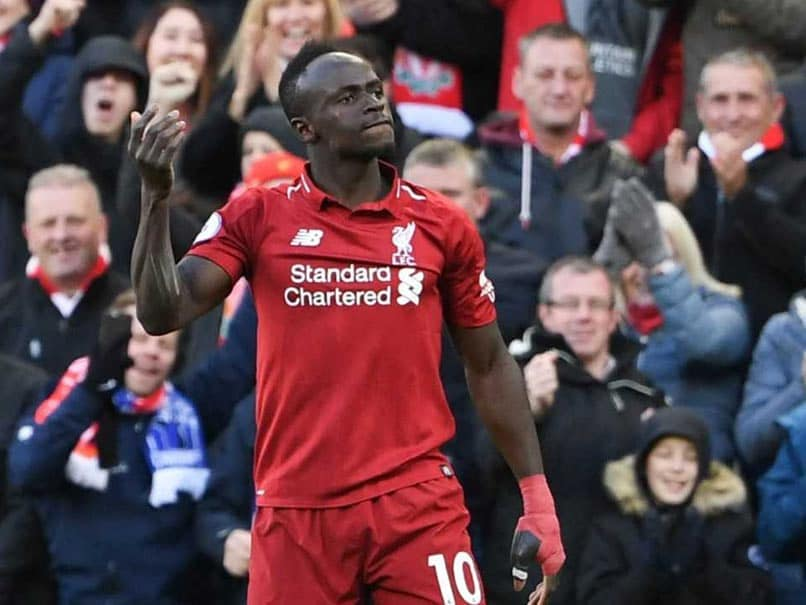 "Sadio Mane Would ""Understand"" If Liverpool Were Denied Premier League Title"