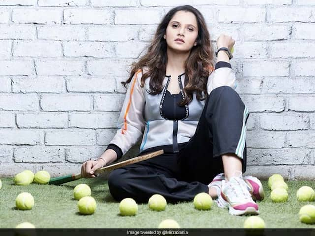 """Waiting To Play Tennis Again"": Sania Mirza Explains Her Situation With A Picture"