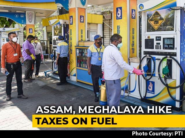 Video : COVID-19 Lockdown: Assam, Meghalaya Hike Taxes On Fuel Amid Global Oil Price Slump