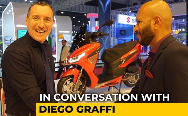 In Conversation With Diego Graffi, CEO, Piaggio India
