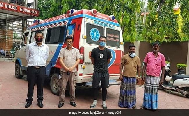 रियल लाइफ हीरो साबित हुए दो एंबुलेंस ड्राइवर, 3 हजार किमी की दूरी तय कर पार्थिव देह को चेन्नई से पहुंचाया मिजोरम
