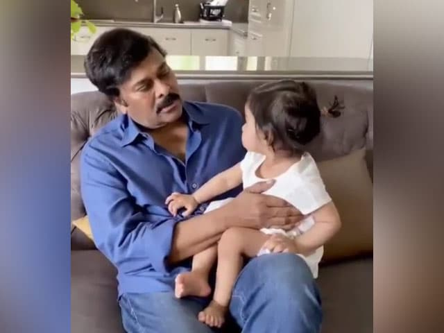 Chiranjeevi & His Granddaughter's Throwback Video, Katrina's Kitchen Diaries