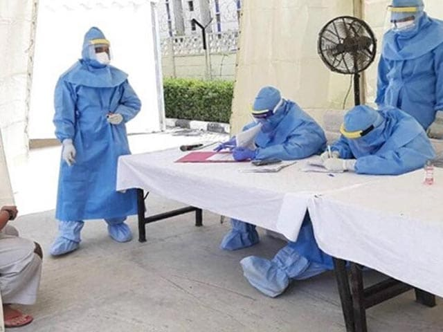 Video : Army Doctors Take Over One Of India's Largest Quarantine Facilities