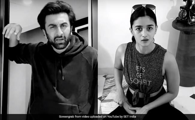 Alia Bhatt, Ranbir Kapoor Shot Each Other's Segments For Short Film Family And Also Came Up With This Genius Idea