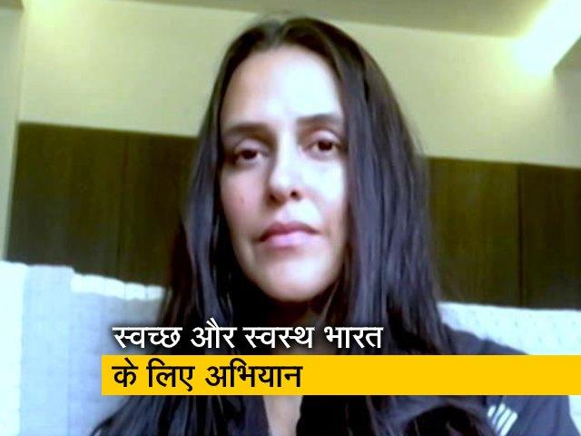 Videos : नेहा धूपिया का कोरोनावायरस पर संदेश
