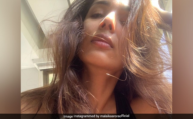 Nothing To See Here, Just A Pic Of Malaika Arora 'Loving The Sun' On Her Skin