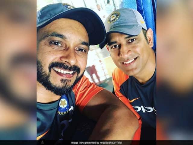 """Salman Khan Or MS Dhoni?"": Kedar Jadhav Picks His Favourite Superstar"