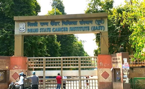 दिल्ली स्टेट कैंसर इंस्टीट्यूट में एक और नर्सिंग ऑफिसर कोरोना पॉजिटिव, अब तक इस अस्पताल से 4 स्टॉफ हुए संक्रमित