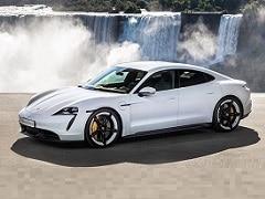 2020 World Performance Car Of The Year Winner: Porsche Taycan