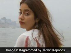 Janhvi Kapoor's Throwback Video Of Varanasi Will Take You On A Virtual Ride
