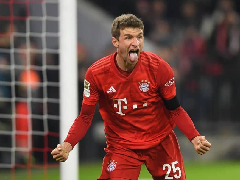 Thomas Mueller Signs Two-Year Contract Extension With Bayern Munich