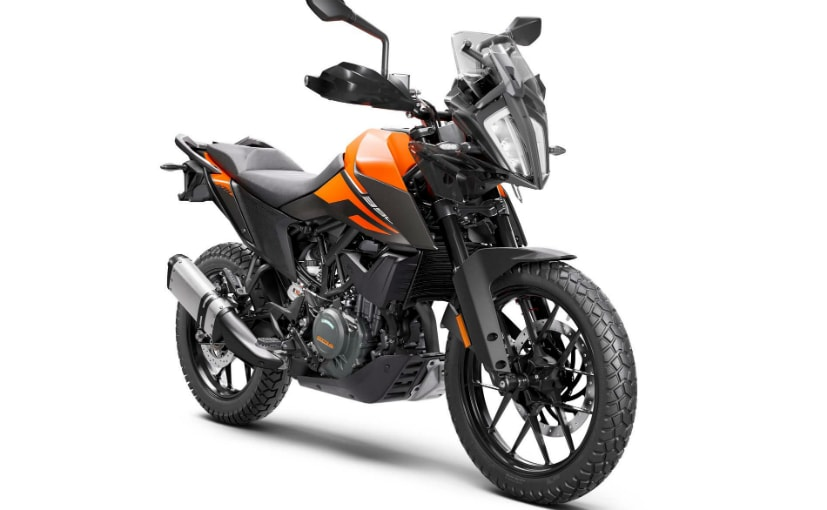 Made-in-India KTM 390 Adventure with adjustable suspension launched in Malaysia