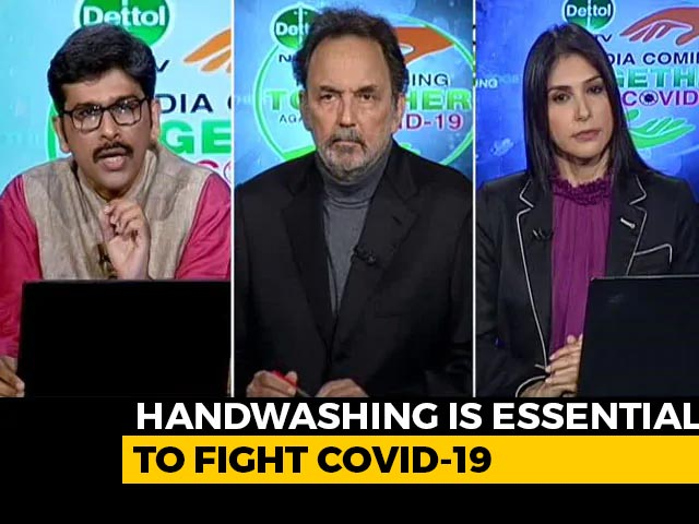 Video: #IndiaAgainstCOVID19: Dettol-NDTV Fight Coronavirus With Right Information