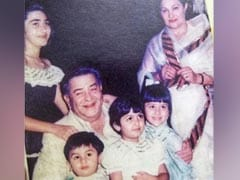 """Can You Name The """"OG Posers Of The Kapoor Family"""" In This Throwback? Alia Bhatt Spotted Ranbir"""