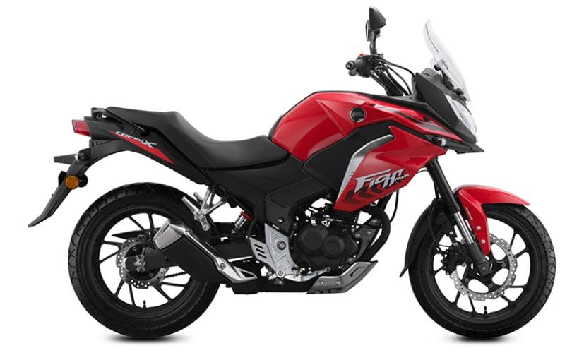 2020 Honda CBF190 X Launched In China
