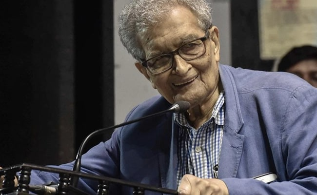"Amartya Sen ""Touched"" By Mamata Banerjee's Support On Land Controversy"